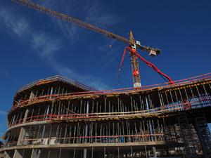 La construction de logements en pleine déprime