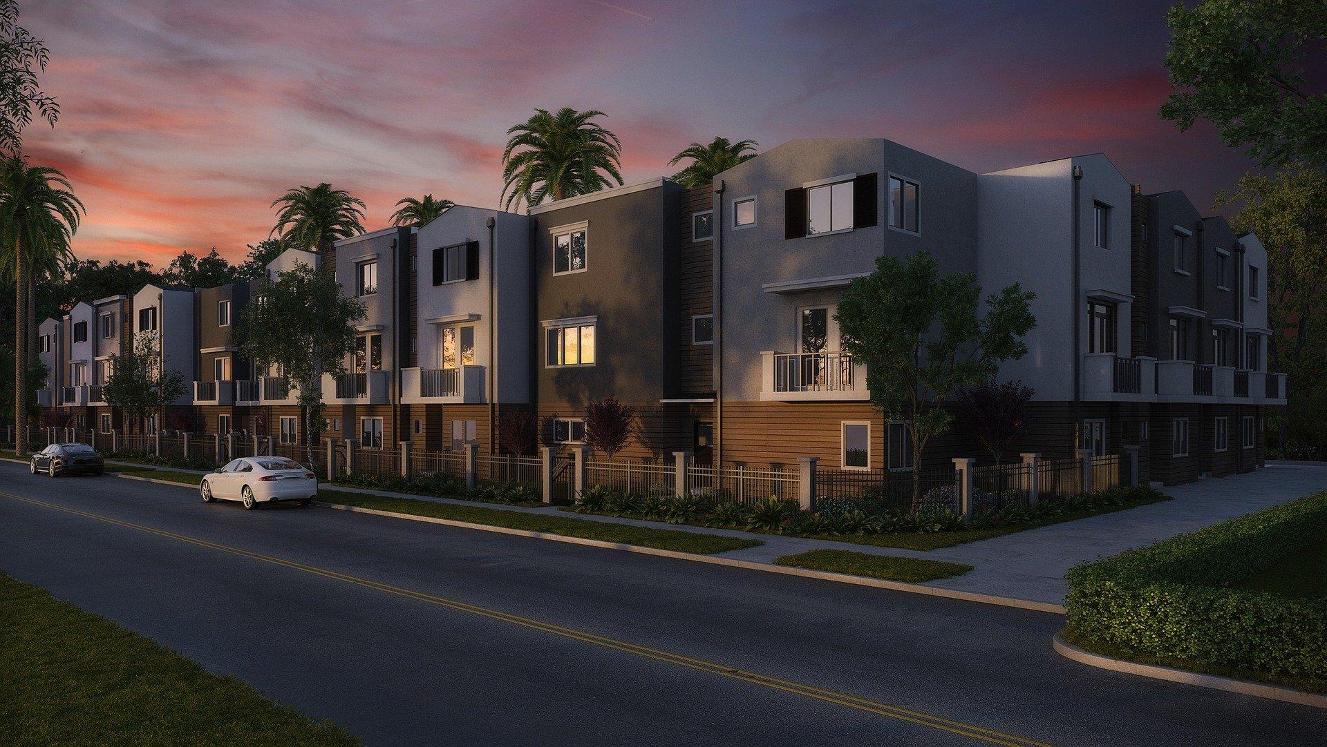constructions de logements neufs