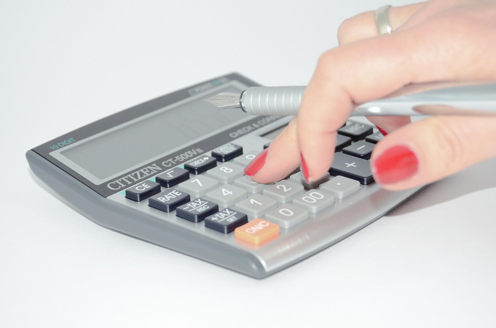 inscrire des dépenses